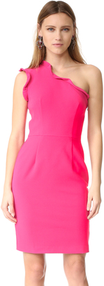 Black Halo Pravella Sheath Dress $298 thestylecure.com