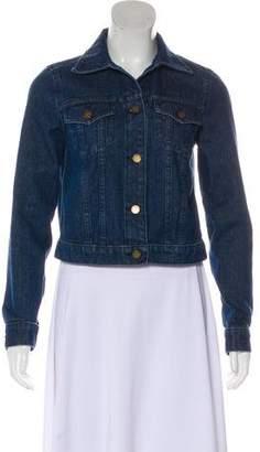 MICHAEL Michael Kors Button-Up Denim Jacket