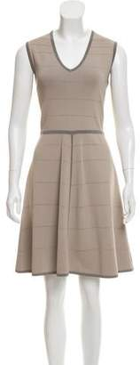 Yigal Azrouel Knit Mini Dress