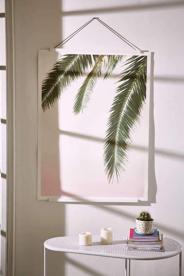 Wilder California Hanging Palm Art Print