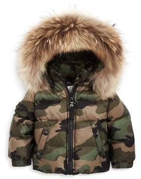 SAM. Unisex Camo Snow Bunny Jacket - Baby