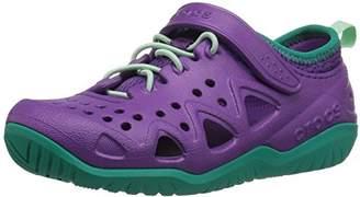 Crocs Unisex Swiftwater Play Shoe K Sneaker
