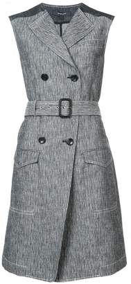 Derek Lam Sleeveless Trench Dress