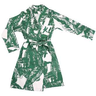 Katie Charleson - Calathea Tropical Dressing Gown