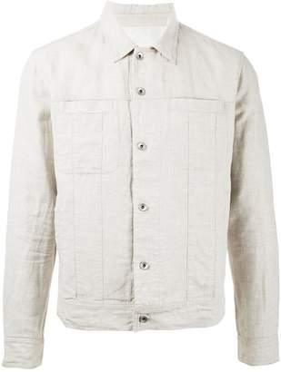 Venroy chest pockets shirt jacket