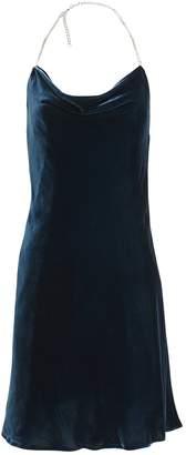 Cinq à Sept Anika Cowl Neck Mini Dress