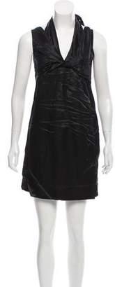 Prada Sleeveless Mini Dress w/ Tags