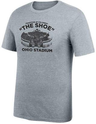 Top of the World Men's Ohio State Buckeyes Stadium Staple T-Shirt