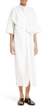 Women's Joseph Jay Belt Detail Shirtdress $895 thestylecure.com