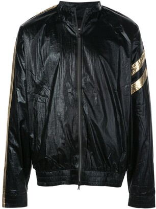 God's Masterful Children Astro faux-leather bomber jacket