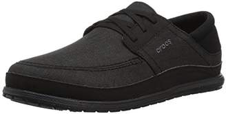 Crocs Men's Santa Cruz Playa Lace M Sneaker Black