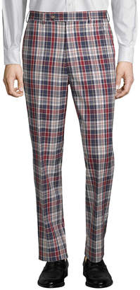 Brooks Brothers Plaid Trouser