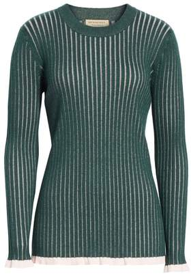 Burberry Tygart Cashmere & Silk Sweater