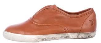 Frye Boys' Leather Slip-On Sneakers
