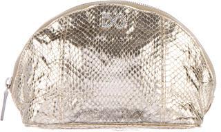 Dolce & GabbanaDolce & Gabbana Snakeskin Cosmetic Case