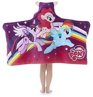 Hasbro My Little Pony Hooded Wrap Towel