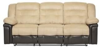 Serta Upholstery Upholstery Double Reclining Sofa Upholstery