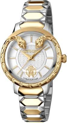Roberto Cavalli by Franck Muller Serpente Bracelet Watch