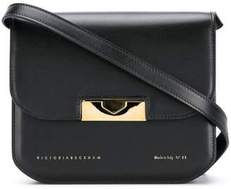 Victoria Beckham Eva foldover crossbody bag