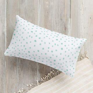 Botanical Blooms-1 Self-Launch Lumbar Pillows