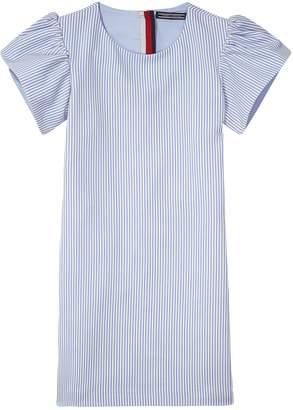 Tommy Hilfiger TH Kids Pinstripe Dress
