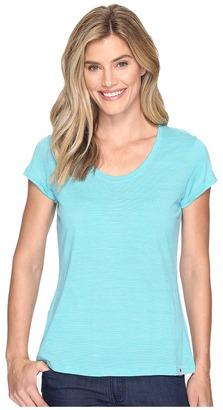 Smartwool - Merino 150 Pattern Boyfriend Tee Women's T Shirt $75 thestylecure.com