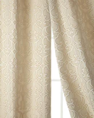 "Austin Horn Classics Two 108""L Gatework Curtains"