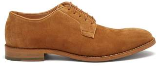 Paul Smith Chester Suede Derby Shoes - Mens - Camel