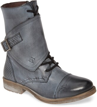 ROAN Deception Buckle Boot