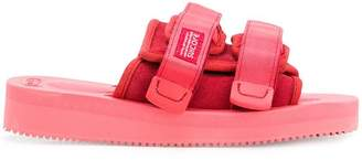 Suicoke touch strap buckle sandals