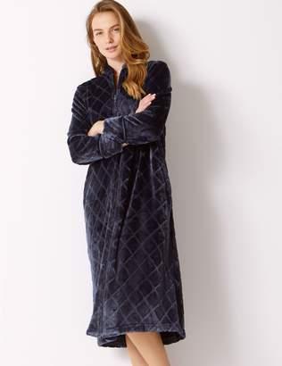 Fleece Dressing Gowns Women - ShopStyle Australia