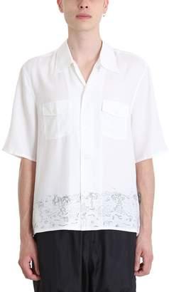 Our Legacy White Cotton Shirt