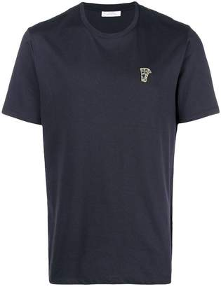 Versace logo chest T-shirt