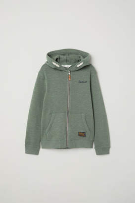 H&M Hooded Jacket - Green