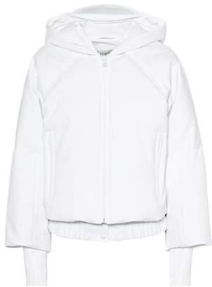 Fendi Cropped hooded jacket