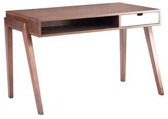 Mid-Century MODERN ZM Home Desk - Walnut