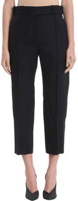 Alexandre Vauthier Black Wool Trousers