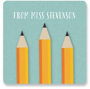 Penmanship Custom Stickers