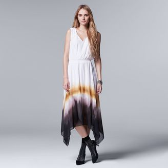 Women's Simply Vera Vera Wang Ombre Maxi Dress $78 thestylecure.com
