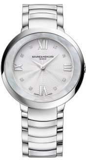Baume & Mercier M0A10178 women's quartz wristwatch