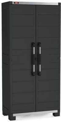 Keter XL Pro Tall Storage Cabinet