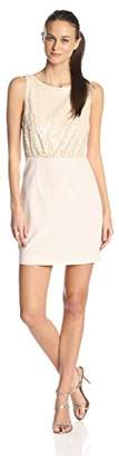 4.collective Women's Jeune Beaded Blouson Dress
