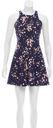 Elizabeth and James A-line Mini Dress