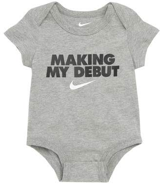 Nike Making My Debut Bodysuit