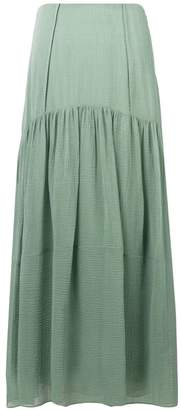 3.1 Phillip Lim long flared skirt