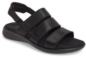 Women's Ecco Soft 5 Sandal $119.95 thestylecure.com