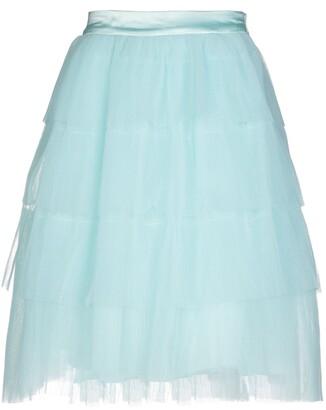 True Decadence TD Knee length skirts