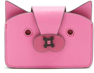 Anya Hindmarch - Fox Expandable Cardholder - Womens - Pink