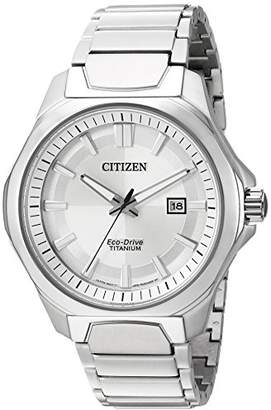 Citizen Men's Quartz Titanium Casual Watch