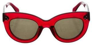 Celine Caty Tinted Sunglasses